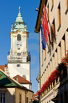 Bratislava, Slovakia Stock Photo - Image: 19609240