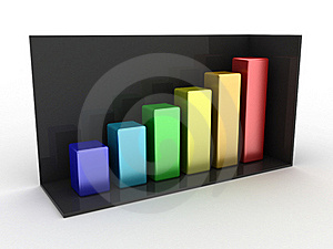 Boxes Of Different Colors №3 Stock Photos - Image: 19609583