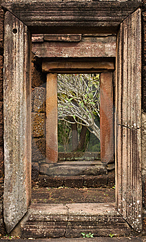 Phanom Roonk Ancient In Thailand Stock Images - Image: 19611134