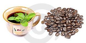 Black Coffee Stock Photo - Image: 19613220