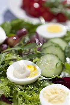 Eggs, Salad And Mayo Stock Photography - Image: 19613922