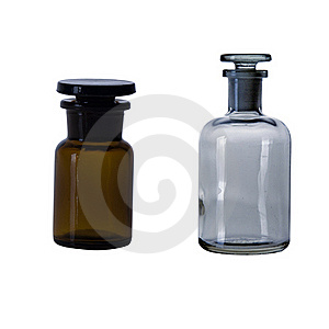 Chemistry Botel Stock Images - Image: 19616384