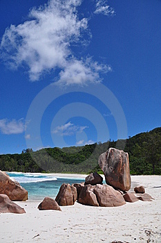 Anse Cocos Royalty Free Stock Photography - Image: 19618767