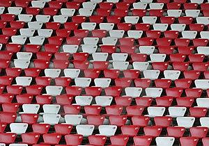 Auditorium  And  Chairs In Stadium Stock Photos - Image: 19620863