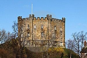 Durham Castle Stock Image - Image: 19622391