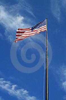 USA Flag Royalty Free Stock Image - Image: 19627886