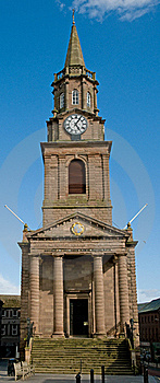 Berwick Old Town Hall Royalty Free Stock Photos - Image: 19629458