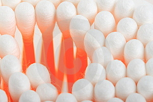 Cotton Buds Royalty Free Stock Photos - Image: 19630998