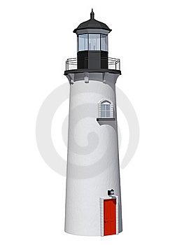 Light House Stock Image - Image: 19631111