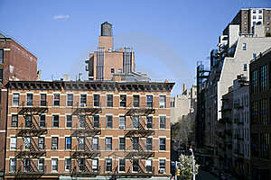 New York Buildings Royalty Free Stock Photos - Image: 19631928
