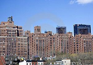 New York Buildings Stock Photo - Image: 19631980