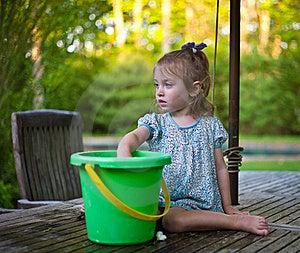 Table Bucket Stock Photography - Image: 19640282