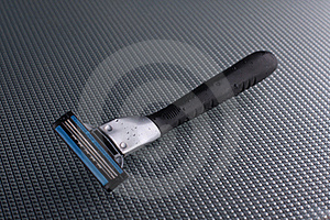 Disposable Shaving Razor Royalty Free Stock Photos - Image: 19640398