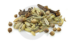Fragrant Spices Stock Photo - Image: 19640740