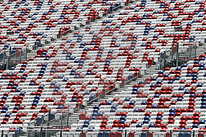 Empty Stadium Royalty Free Stock Photography - Image: 19642407