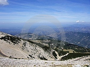 Mont Ventoux Stock Photography - Image: 19642652