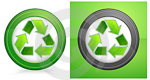 Recycle In Round Stock Photos - Image: 19643613