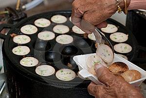 Kind Of Thai Sweetmeat . Royalty Free Stock Photo - Image: 19643725