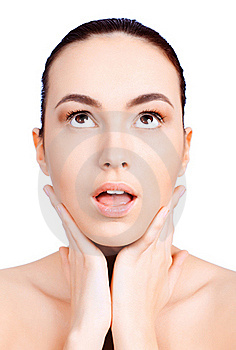 Open Mouthed Stock Images - Image: 19645224