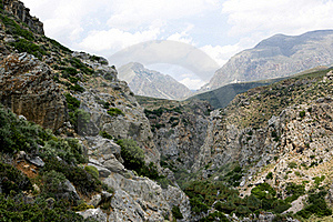 Crete Mountain. Stock Photo - Image: 19653310