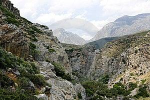 Crete Mountain. Stock Photo - Image: 19653310