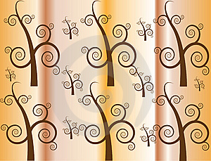 Swirls And Curls Stock Images - Image: 19658674