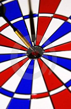 Dartboard Stock Images - Image: 19659204