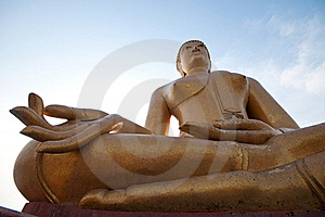Big Buddha Statue Stock Photography - Image: 19660722
