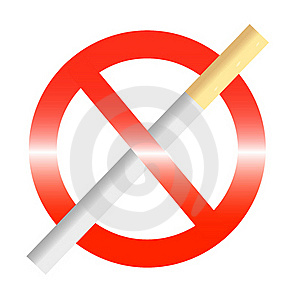 No Smoke Sign Stock Photos - Image: 19662863
