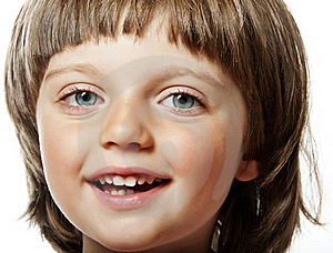 Little Girl Four Years Old Royalty Free Stock Photos - Image: 19663408