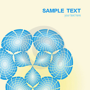 Abstract Color Symmetry Cover Background Stock Images - Image: 19667024