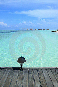 Maldives Island Stock Photography - Image: 19668782