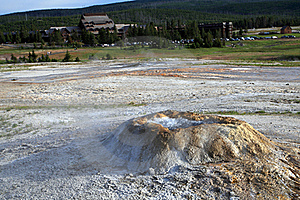 Yellowstone National Park Royalty Free Stock Images - Image: 19671889