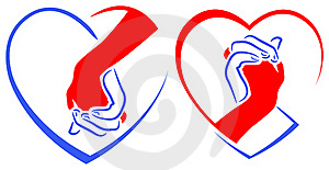 Friendship Logo Designs Stock Photo - Image: 19672960