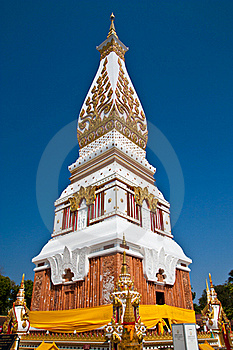 Phra That Phanom Chedi Stock Photos - Image: 19673463