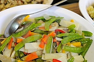 Nutritious Mixed Vegetables Stock Image - Image: 19673871