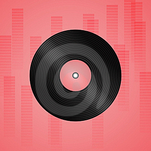 Vinyl Record Stock Images - Image: 19674164