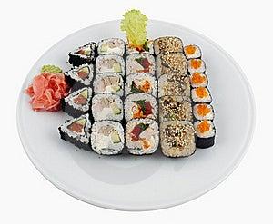 Sushi Stock Image - Image: 19683051
