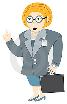 Businesswoman Royalty Free Stock Images - Image: 19683109