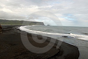 Dyrholaey At Southern Iceland Royalty Free Stock Photos - Image: 19683918