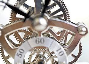 Clockwork Stock Image - Image: 19684571