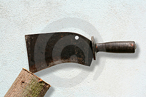 Machete Stock Photo - Image: 19687840