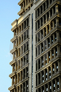 Roman Style Modern Building Royalty Free Stock Photography - Image: 19693107