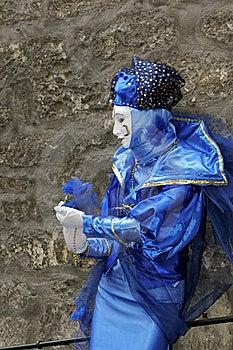 Venetian Carnival Mask Royalty Free Stock Photo - Image: 19693915