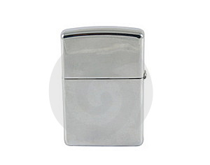 Metal Lighter Royalty Free Stock Photo - Image: 19696825