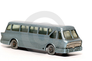 Old Toy Car Leyland Royal Tiger Coach #2 Royalty Free Stock Photos - Image: 1972908
