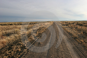 Gravel Road Stock Photography - Image: 1973282