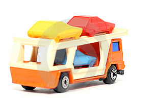 Old Toy Car Car Transporter #2 Royalty Free Stock Photos - Image: 1973918