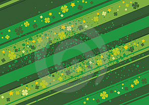 Clovers, St. Patrick's Day Royalty Free Stock Image - Image: 1979146