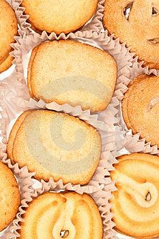 Danish Cookies Stock Image - Image: 19703531